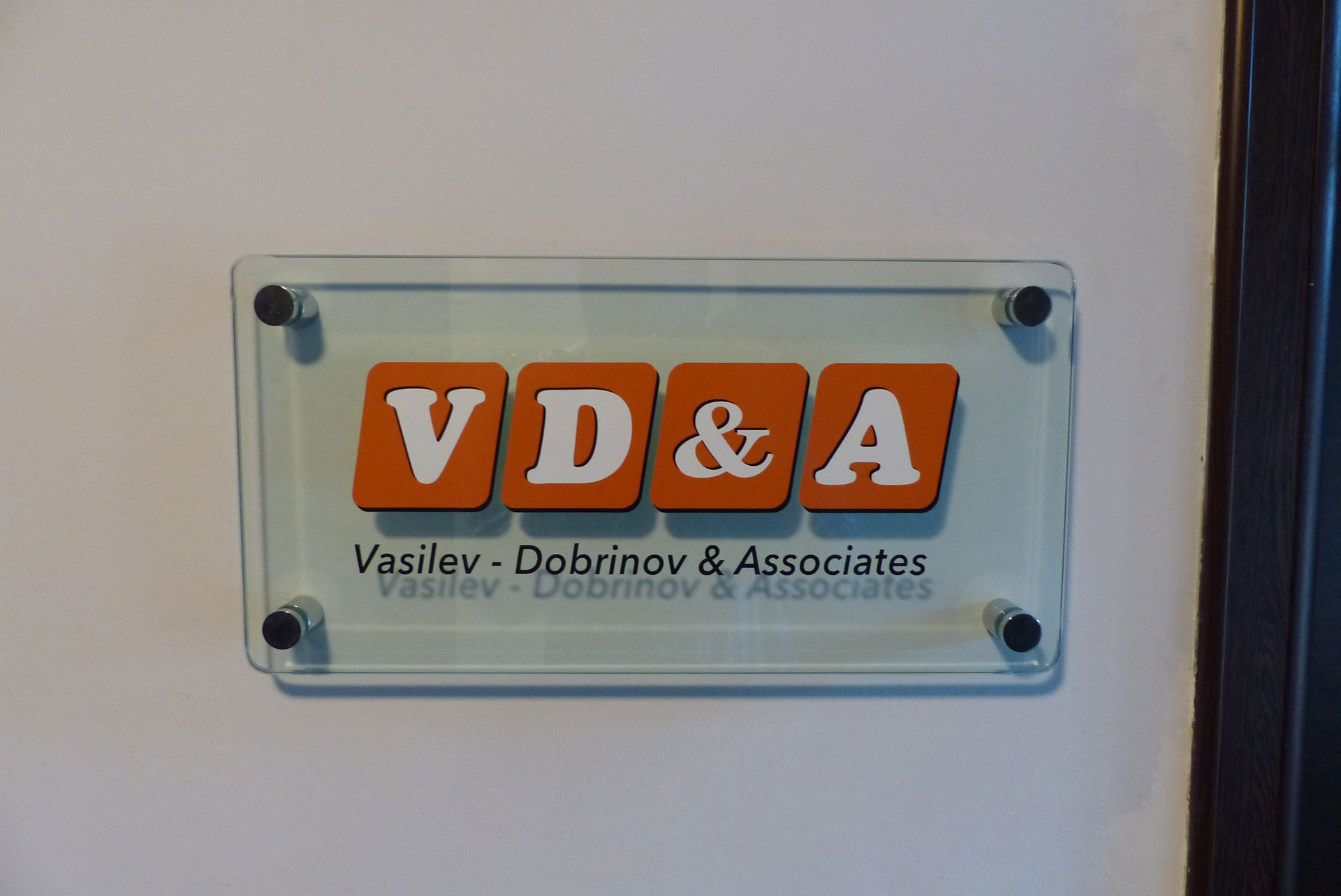 Vasilev - Dobrinov & Associates board