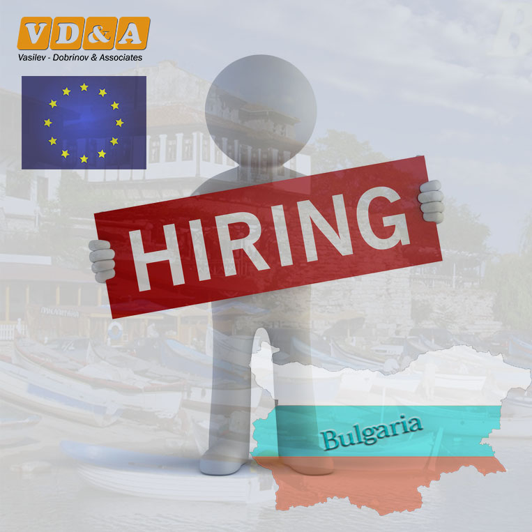 work for foreigners in Bulgaria