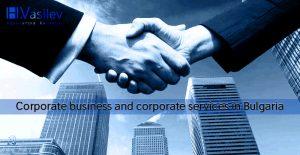 corporate services in bulgaria